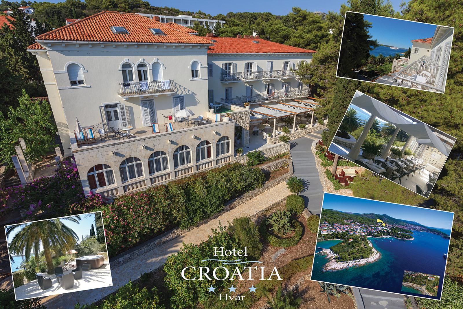 Hotels Hvar Tourist Board Offical Website Visit Hvar