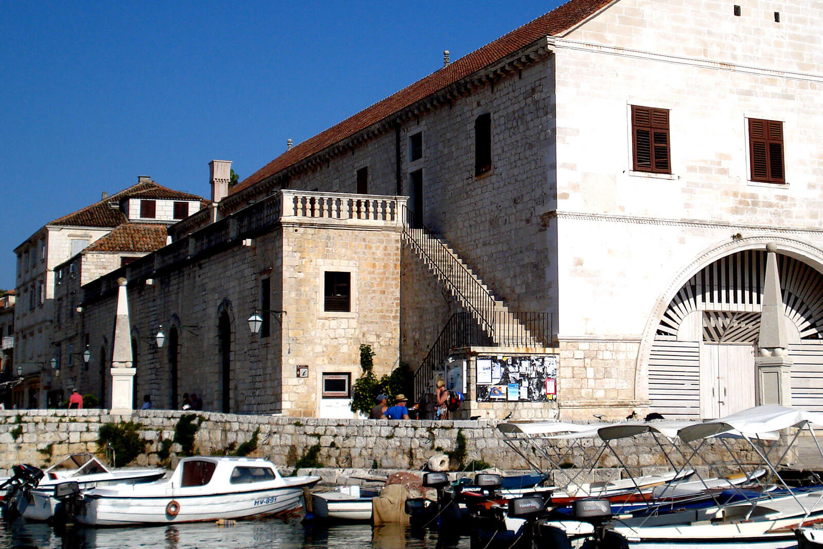 Hvar's Theatre & Arsenal