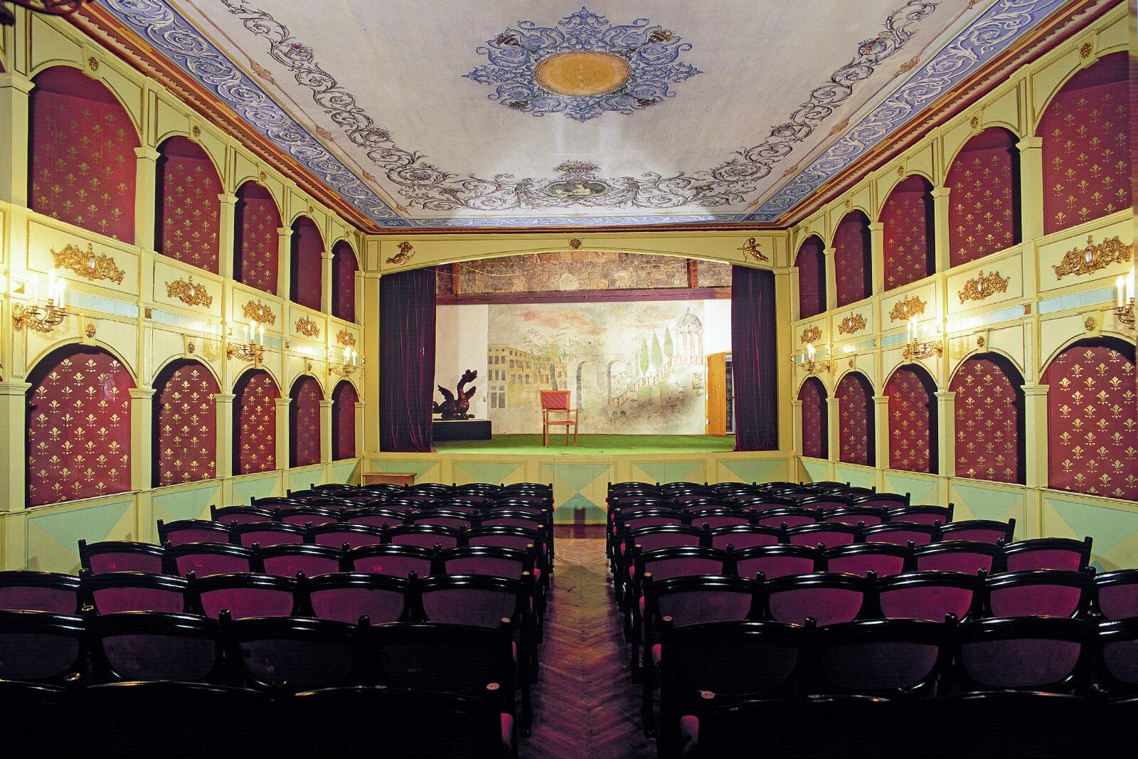 Hvar's Theatre